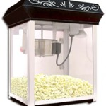 Popcorn Machine <span>20 Amps</span>